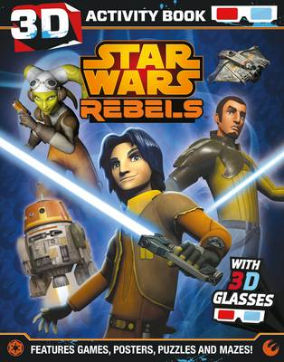 Star Wars Rebels 3D Activity Book (BOK)