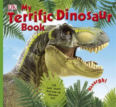 My Terrific Dinosaur Book (BOK)