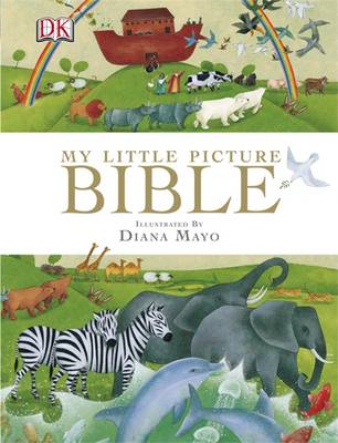 My Little Picture Bible (BOK)