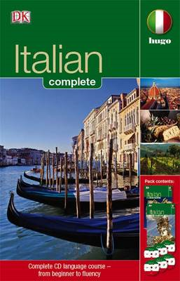 Hugo Complete Italian: Complete CD Language Course - from Beginner to Fluency (BOK)