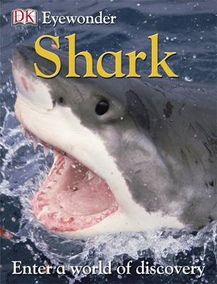 Eye Wonder: Shark (BOK)