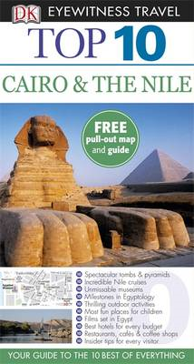 DK Eyewitness Top 10 Travel Guide: Cairo & The Nile (BOK)