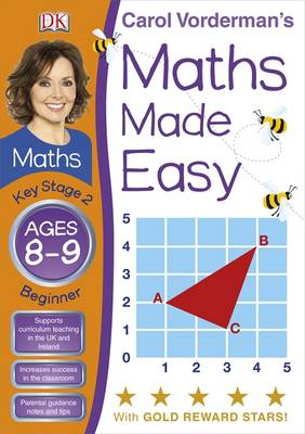 Maths Made Easy Ages 8-9 Key Stage 2 Beginner (BOK)