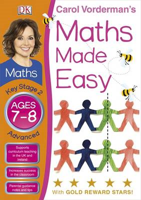Maths Made Easy Ages 7-8 Key Stage 2 Advanced (BOK)