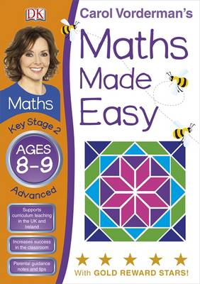 Maths Made Easy Ages 8-9 Key Stage 2 Advanced (BOK)