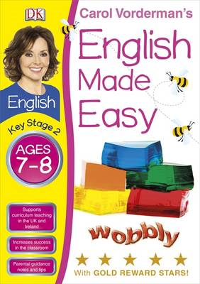 English Made Easy Ages 7-8 Key Stage 2 (BOK)
