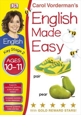 English Made Easy Ages 10-11 Key Stage 2 (BOK)