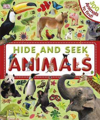 Hide and Seek Animals (BOK)