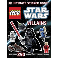 LEGO (R) Star Wars Villains Ultimate Sticker Book (BOK)