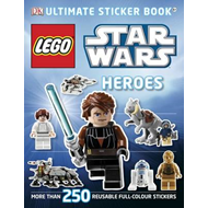 LEGO (R) Star Wars Heroes Ultimate Sticker Book (BOK)