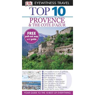 DK Eyewitness Top 10 Travel Guide: Provence & the Cote d'Azur (BOK)