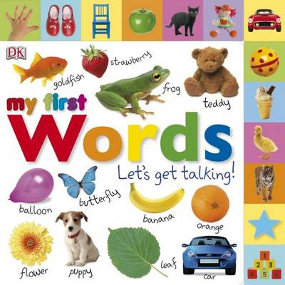 My First Words Let's Get Talking (BOK)
