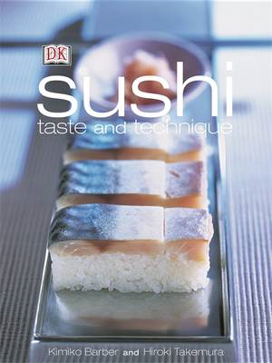 Sushi Taste and Technique (BOK)