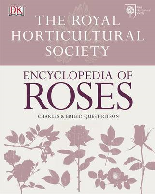 RHS Encyclopedia of Roses (BOK)