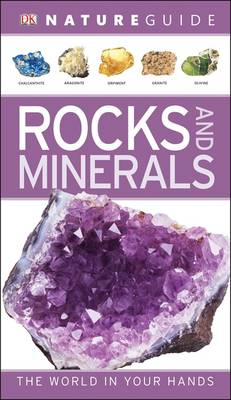 Nature Guide Rocks and Minerals (BOK)