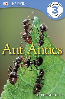 Ant Antics (BOK)