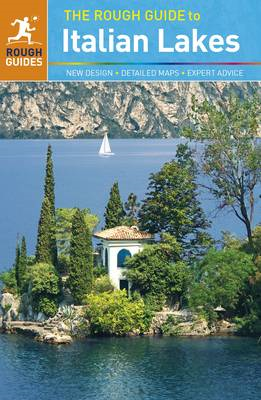 Rough Guide to the Italian Lakes (BOK)