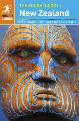 Rough Guide to New Zealand (BOK)