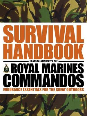 Survival Handbook in Association with the Royal Marines Comm (BOK)
