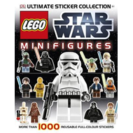 LEGO Star Wars Minifigures Ultimate Sticker Collection (BOK)