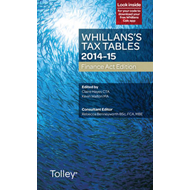 Whillan's Tax Tables: 2014-15 (BOK)