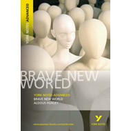 Brave New World: York Notes Advanced (BOK)