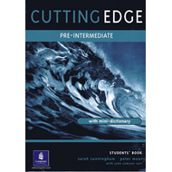 Cutting Edge Pre-intermediate Student Book and Workbook Pack (BOK)