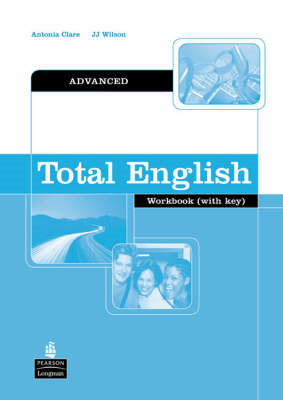 Total English Advanced Workbook with Key (BOK)