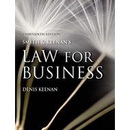 Smith and Keenan's Law for Business (BOK)
