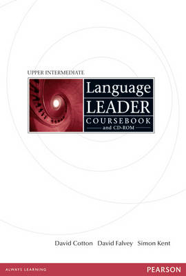 Language Leader Upper Intermediate Coursebook and CD-Rom Pac (BOK)