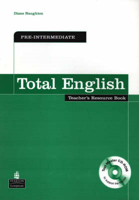 Total English Pre-Intermediate Teacher's Resource Book and Test Master CD-Rom Pack (BOK)