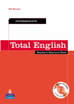 Total English Intermediate Teacher's Resource Book and Test Master CD-ROM Pack (BOK)