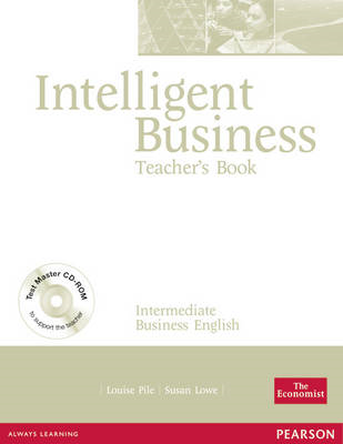 Intelligent Business Intermediate Teachers Book and Test Master CD-Rom Pack (BOK)