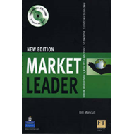 Market Leader: Pre-intermediate Teachers Book and Test Master (BOK)