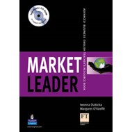 Market Leader Advanced Teachers Book and Test Master CD-Rom Pack (BOK)