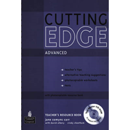New Cutting Edge Advanced Teachers Book and Test Master CD-ROM Pack (BOK)