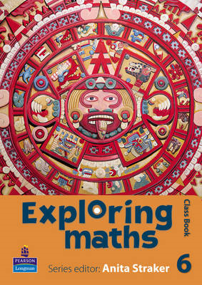 Exploring Maths: Tier 6: Class Book (BOK)