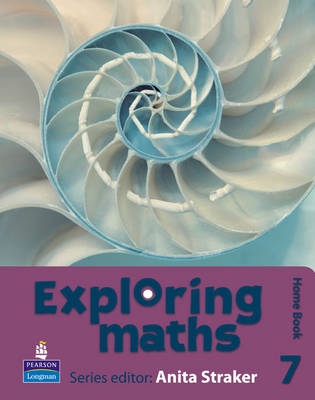 Exploring Maths: Tier 7: Home Book (BOK)