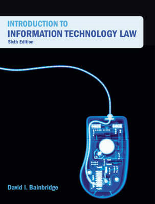 Introduction to Information Technology Law (BOK)