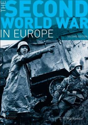 Second World War in Europe (BOK)