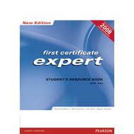 FCE Expert: Student's Resource Book with Key (BOK)