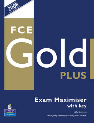 FCE Gold Plus Maximiser (with Key) (BOK)