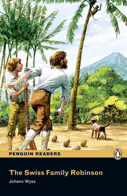 Level 3: The Swiss Family Robinson (BOK)
