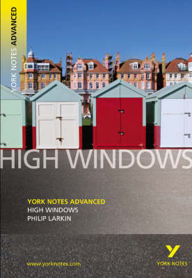 High Windows: York Notes Advanced (BOK)