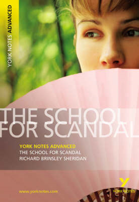 School for Scandal: York Notes Advanced (BOK)