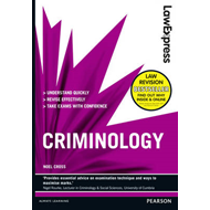 Law Express: Criminology (Revision Guide) (BOK)