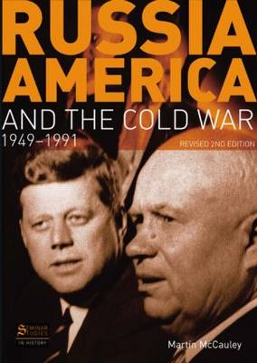 Russia, America and the Cold War (BOK)