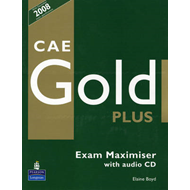 CAE Gold Plus Maximiser and CD No Key Pack (BOK)