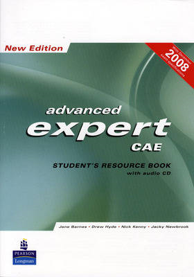 CAE Expert: Students Resource Book No Key (BOK)