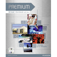 Premium: Level B2: Workbook with Key (BOK)
